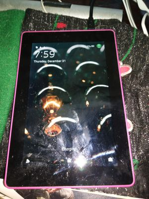 Pink fire hd 7 tablet for Sale in Perryville, MD
