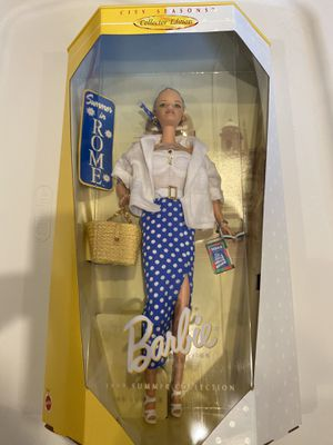 Barbie Rome 1999 Summer Collection City Seasons Collection Edition for Sale in Torrance, CA