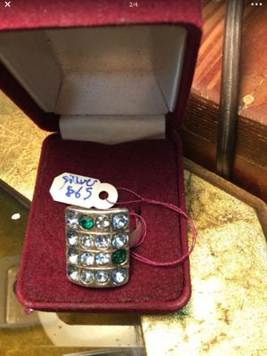 Men's silver ring for Sale in Los Angeles, CA