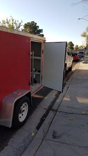 14x5.5ft Cargo utility trailer for Sale in Las Vegas, NV