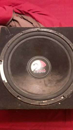 Subwoofer for Sale in Payson, AZ