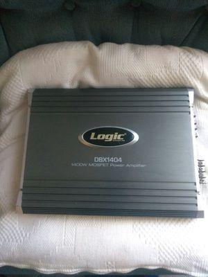 Logic 1400 W 4 channel for Sale in Oakland, CA