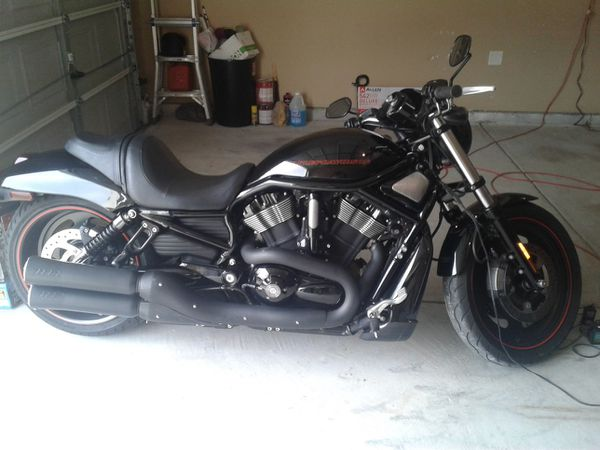 2009 Harley VROD (Night Rod)