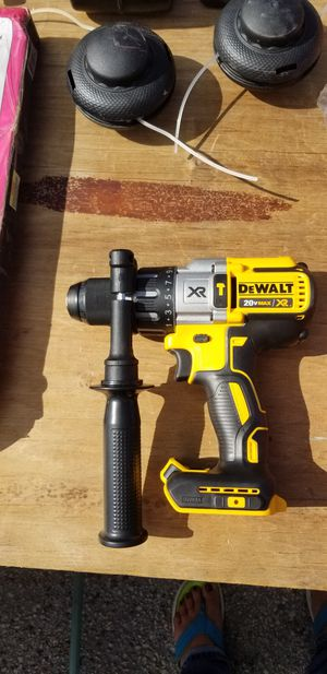 Dewalt 20v XR hammer drill TOOL ONLY for Sale in Tampa, FL