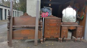 Antique furniture I'm guessing late 1930s early 40s for Sale in Austell, GA