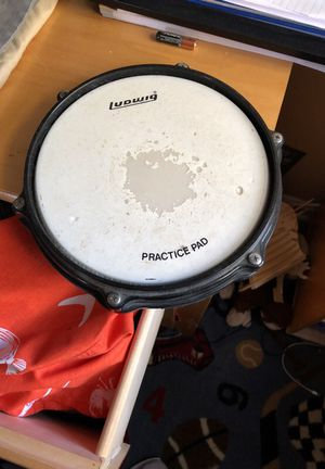 Ludwig screwable practice pad for Sale in Oakton, VA