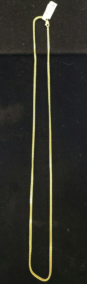 14K gold Franco chain for Sale in North Las Vegas, NV