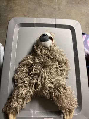 Toy sloth for Sale in Inverness, FL