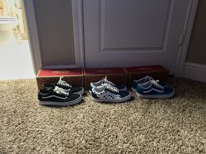 Vans Off The Wall 3=$110 for Sale in Cypress, TX