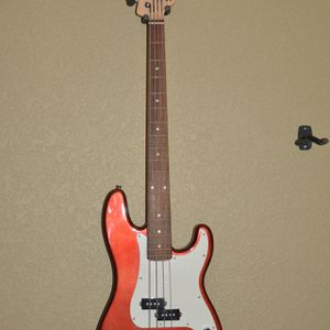 Squier P-Bass Electric Bass Guitar for Sale in Virginia Beach, VA