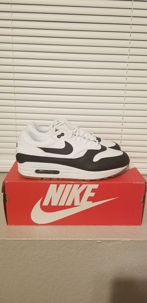 Air Max 1 Black/White for Sale in Grand Prairie, TX