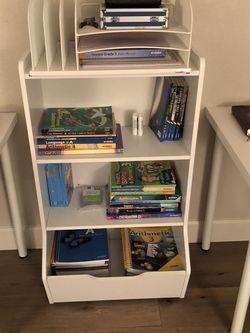White Bookshelf for Sale in Clackamas,  OR