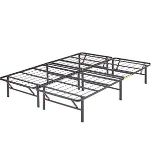 BRAND NEW Amazon Basics Queen Foldable Bed Frame for Sale in Neptune City, NJ