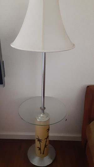 Lamp - pending pick up for Sale in Austin, TX