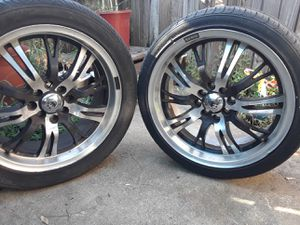 "17"" konig rims for Sale in Pinellas Park, FL"