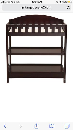 Baby changing table for Sale in Fort Worth, TX