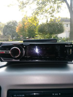 Sony car stereo for Sale in St. Louis Park, MN