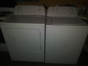 Washer N dryer set for Sale in Jacksonville, FL