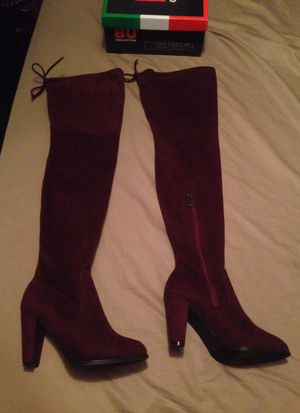 Women's Thigh High Boots for Sale in Tampa, FL