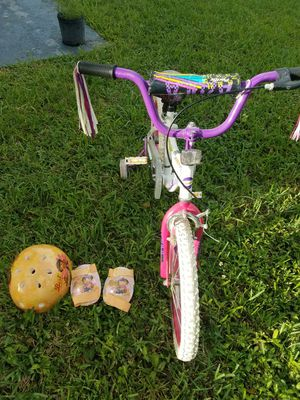 kids bicycle 19 for Sale in Pompano Beach, FL