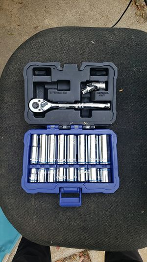 Socket wrench set for Sale in Chula Vista, CA