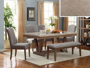 Dining table set 6pcs $899 for Sale in Crestline, CA