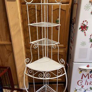 Steel Corner Shelf for Sale in Beaverton, OR