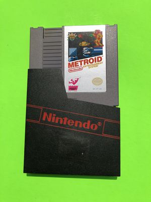 Original NES Nintendo Metroid for Sale in Missoula, MT