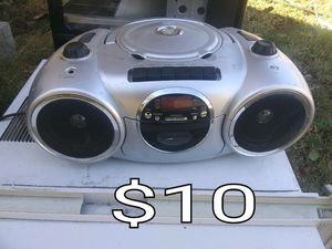 CD player for Sale in Burleson, TX