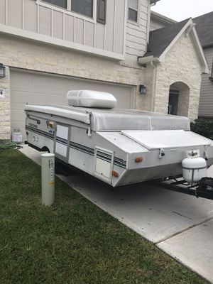 2000 Viking pop up Trailer One owner for Sale in Houston, TX