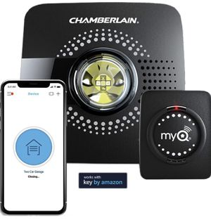 MyQ Smart Garage Door Opener Chamberlain for Sale in Glendale, AZ