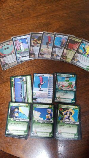 Dragonball Z Cards for Sale in Chesapeake, VA