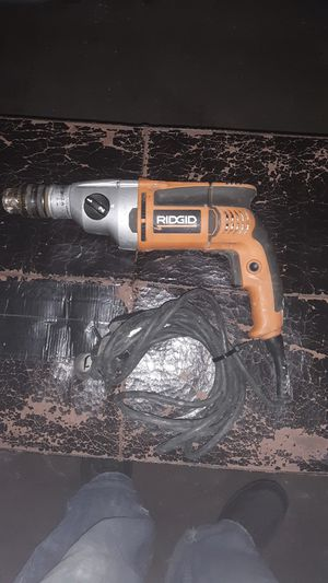 Ridgid hammer drill for Sale in The Bronx, NY