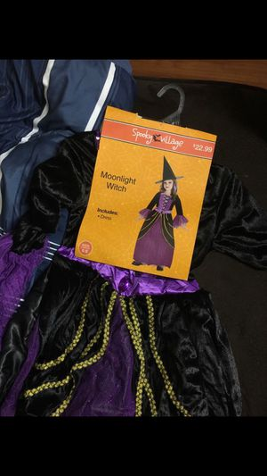 "Halloween costume ""Moonlight Witch"" for Sale in Sacramento, CA"