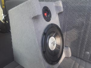 JBL subwoofer 8 inch for Sale in Littleton, CO