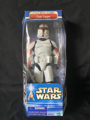 Star Wars AOTC 2002 KB Toys exclusive for Sale in San Antonio, TX