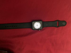 Series 3 42MM Apple smart watch for Sale in Baltimore, MD