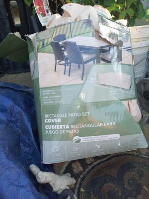 Patio furniture cover for Sale in Bakersfield, CA