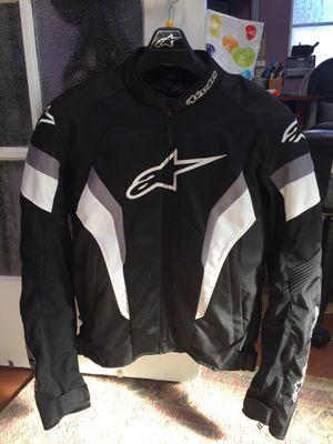 Alpinstars T-GP pro air men's street motorcycle jacket Large for Sale in San Pablo, CA