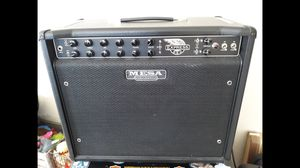 Mesa boogie 5:50 tube amp amplifier for Sale in Sacramento, CA