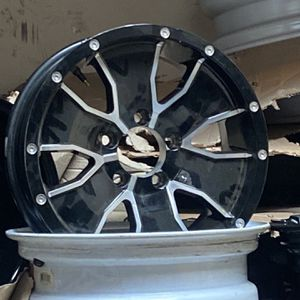 4x ST Trailer Aluminum Wheels $400 For 4 for Sale in San Bernardino, CA