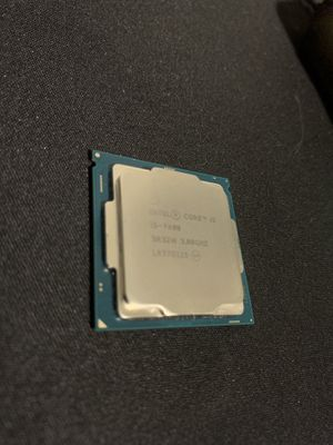 Intel core i5 7400 3.00 GHz for Sale in Santa Cruz, CA