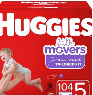 Huggies size 5 for Sale in Portland, OR