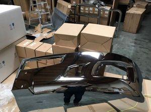 ✔✔✔🆕️🆕️🆕️ KENWORTH T660 CORNER BUMPER CHROME LEFT ⬅️ DRIVER SIDE 🆕️🆕️🆕️✔✔✔ for Sale in Riverside, CA