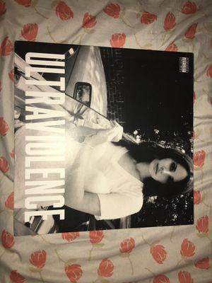 Lana Del Rey Ultraviolence Vinyl for Sale in San Antonio, TX