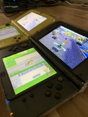 New Nintendo 3ds xl ips screen cfw modded nearly mint switch majoras mask edition for Sale in Union City, CA