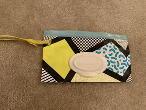 HUGGIES wipe holder for Sale in Charlotte, NC