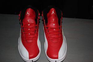****JORDANS 12 RETOS GYM RED**** for Sale in Lawndale, CA