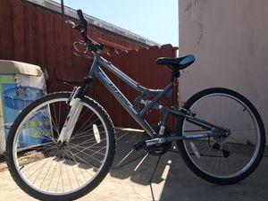 Trailer Runner Women Mountain Bike gray/blue! Like new! for Sale in Phillips Ranch, CA