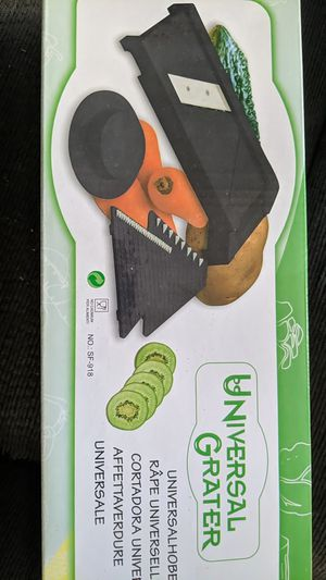 Universal Grater -- brand new! for Sale in Las Vegas, NV